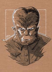 #90 Werewolf