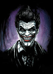 #4 Alan Dutch (The Joker)