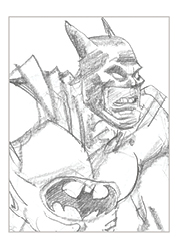 #12 Denis Bodart (Batman)