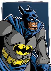 #13 Bodart/Sym (Batman)
