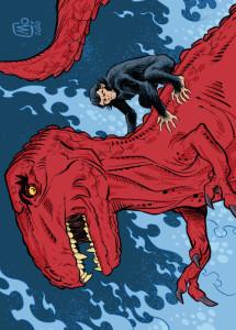 #19 Maricet (Devil Dinosaur)