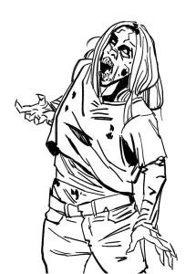 #24 Antonio Wittamer (Zombie 3)