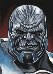 #26 Alan Dutch (Darkseid)