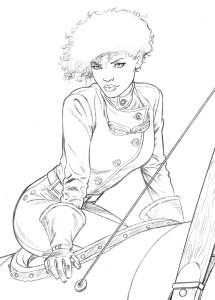 #38 Alain Henriet (Bessie Coleman)