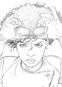 #21 Black Squaw (Alain Henriet)