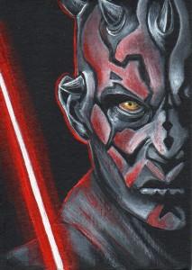 Darth Maul (Alan Dutch) - Star Wars Day 2021