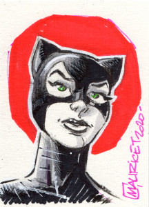 Catwoman (Mauricet) - Batman Day 2020