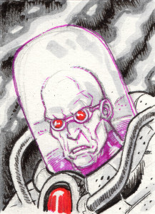 Mister Freeze  (Mauricet) - Batman Day 2020
