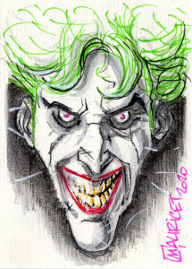 The Joker  (Mauricet) - Batman Day 2020