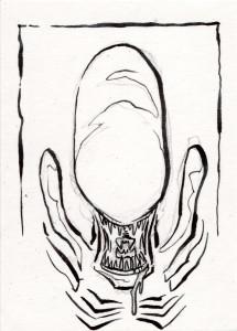 Alien (Sym) - 15 août 2020