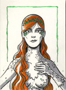 Poison Ivy (Sym) - Batman Day 2020