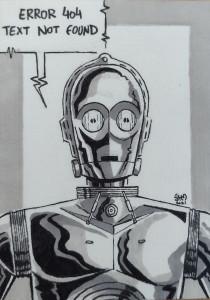 C3PO (Sym) - Star Wars Day 2021